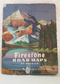 Your place to buy and sell all things handmade Firestone Tires, Ephemera, America, Etsy Shop, Map, Painting, Vintage, Location Map, Painting Art