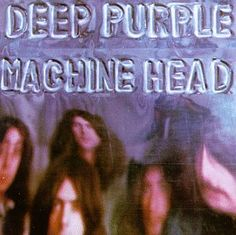 Machine Head is the sixth studio album by Deep Purple. It was recorded in Montreux, Switzerland.Commercially, it is Deep Purple's most successful album, topping the charts in several countries.Contains the Iconic 'Smoke On The Water' Deep Purple Band, Deep Purple Highway Star, Pop Rock, Rock And Roll, Jon Lord, Rock Album Covers, Classic Album Covers, Music Albums, Music Songs
