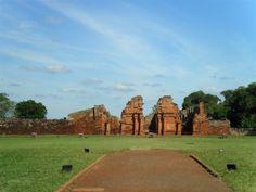 Ruinas de San Ignacio - Misiones