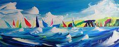 'Beautiful Breeze' see it at the Aberdeen Art Fair 2-4 September