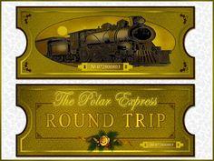 Polar Express on Pinterest | Polar express tickets, The polar express ...