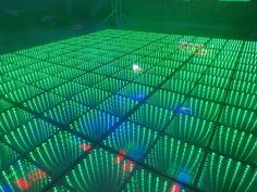 Eternity Division /Infinity. Led dance floor made in aluminium, termpered glass, with 4, 12, 27 or 48 DMX channels. #led dance floor #eternity dance floor #infinity led #inifnity pista de baile #pista de baile iluminada #pista de led #pista de baile con luces $eternity led effect #3D dance floor