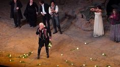 Dmitri Hvorostovsky Shown Love From Metropolitan Opera