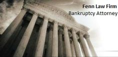 If you are having difficulties with finance and are considering debt consolidation or bankruptcy, hire FENN Law Firm for experienced bankruptcy lawyers in San Juan Capistrano, CA. Our Bankruptcy lawyers serve clients who find themselves in financial difficulty and need assistance.