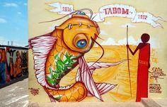 binho ribeiro graffiti - Pesquisa Google