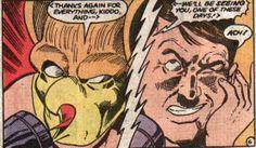 Hawkman crank calls Hitler