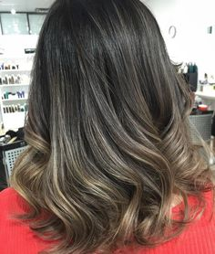 Blonde Ombre Hair To Charge Your Look With Radiance DarkOmbre - Dark brown ombre hairstyle to blonde