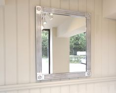 Windsor Mirror.   This is our simple classic contemporary mirror. Available as a…