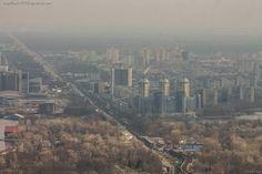 Из-за смога киевских автомобилистов просят не пользоваться личным транспортом