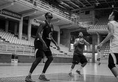 Samuel Domínguez en su primer entrenamiento con Lucentum. 2 de septiembre #Lucentum #PretemporadaLucentum #Alicante #AdeccoPlata #LEBPlata #baloncesto #basket