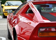 Classic Car News Pics And Videos From Around The World Maserati Merak, Griffin Family, Rolls Royce Cars, Best Muscle Cars, Hot Rides, Car Show, Cool Cars, Classic Cars, Wheels