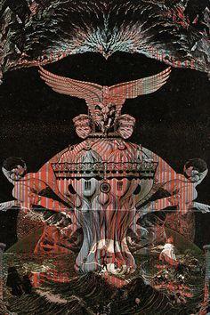 Wilfried Sätty. Man, Myth & Magic. 1970.