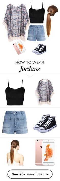 """""""Jordan buying a pet with Alex """" by minions14 on Polyvore featuring H&M and WearAll"""
