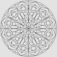 Mandalas+Para+Pintar:+mandalas+para+imprimir                                                                                                                                                                                 Más