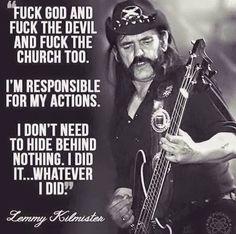R.I.P. Lemmy