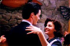 Pairings (Dale Cooper & Audrey Horne)