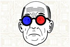 'Le Corbusier' by Andy Butler, 2008
