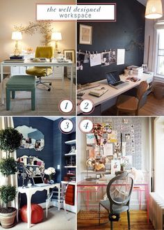 the well designed workspace