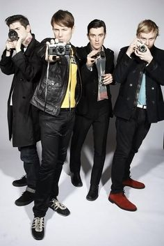 Franz Ferdinand, one of the most important bands in the great rock 'n' roll revival of the 2000s