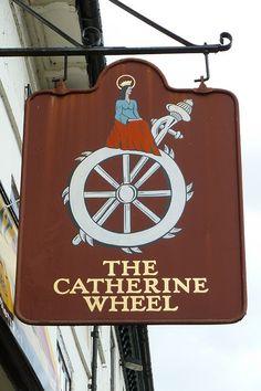 Catherine Wheel, Henley on Thames | Flickr: Intercambio de fotos