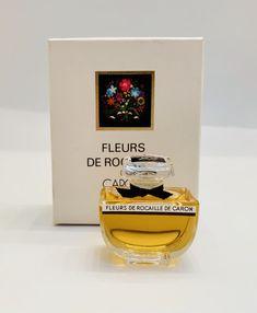 Sealed Caron Fleurs De Rocaille Parfum Perfume In Box oz / 15 ml, Vintage Perfume Perfume Versace, Perfume Zara, Perfume Diesel, Perfume Scents, Perfume Store, Home Fragrances, Perfume Bottles, Fragrance, Flowers