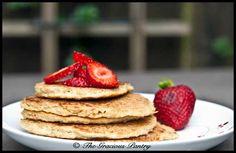 Quinoa Pancakes (113 cals/cake)