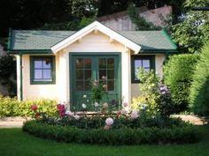 Nicht immer passt ein Gartenhaus von der Stange. Nutzen Sie jetzt unseren Konfigurator um ihr persönliches Gartenhaus passend für ihren Garten und ihre Wünsche zu konfigurieren. #Holz   #Gartenhaus   #Konfigurator   http://www.blockhaus-24.de/gartenhaus-auf-mas/