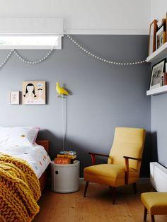 Color crush: bleu gris – Buk & Nola