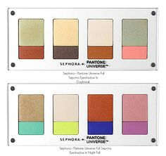 Sephora Eye Shadows.......
