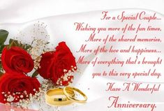 Happy Anniversary sister,hope you will h. Happy Anniversary sister,hope you will have a lovely day and many more a nniversarys together 💖💟💞💞💞 Anniversary Card Sayings, Anniversary Quotes For Couple, Anniversary Wishes For Friends, Happy Wedding Anniversary Wishes, Anniversary Message, Anniversary Greetings, Birthday Wishes Cards, Anniversary Funny, Birthday Msgs