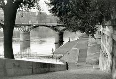 Henri Cartier-Bresson * Pont des Arts / Paris (1955) -