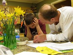 Almost half of parents do their children%u2019s homework for them | ChoreMonster
