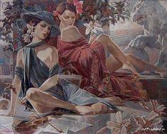 Mulheres de luxo
