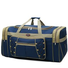 """Men's Handbag Waterproof Bag Tote Travel Gym Sport Bag Duffle keep on Luggage View """"Men's Handbag Waterproof Bag Tote Travel Gym Sport Bag Duffle Carry On Luggage"""" on eBay Price: 21.99 Payments: Ends on : 2021-10-26 23* that is:29:00( The post Guys's Handbag Waterproof Bag Tote Travel Gym Sport Bag Duffle keep on… appeared first on BookCheapTravels.com."""