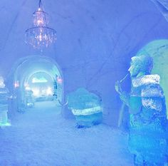 Igloo Hotel Alta, Norway - This is totally on our bucket list!!!