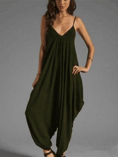 Cheap harem romper jumpsuit, Buy Quality fashion playsuits directly from China fashion jumpsuit Suppliers: 2018 Long Bodysuit Fashion Summer Women's Harem Romper Jumpsuit Combinaison Femme Elegant Coveralls Playsuit Macacao Clothing Long Jumpsuits, Jumpsuits For Women, Rompers Women, Fashion Jumpsuits, Evening Jumpsuits, Boho Style Dresses, Fashion Dresses, Bodycon Fashion, Vestidos Estilo Boho