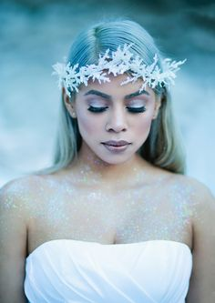 Ice Queen - Rachel Davis Photography