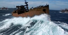 Bull Ship. It's fake news: The SS Cotopaxi has not been discovered by the Cuban Coast Guard decades after it vanished in the Bermuda Triangle. http://www.snopes.com/media/notnews/cotopaxi.asp World News Daily Report specializes in clickbait hoax articles.
