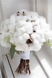 bouquet mariée en conton hiver - Recherche Google