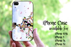 flora design hard case for iPhone 4 case iPhone by MilkyWayCases, $14.50