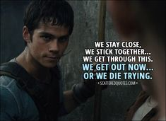 10+ Best 'The Maze Runner (2014)' Quotes: