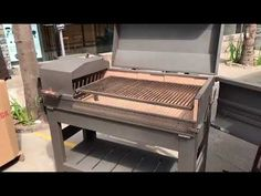 Parrilla - YouTube Barrel Bbq, Argentine Grill, Farmhouse Bedroom Decor, Projects To Try, Youtube, Furniture, Home Decor, Ideas, Bar Grill
