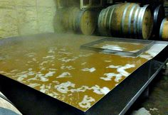 Jester King Snaps Pic of First Coolship Fill of 2014