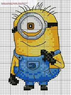 Thrilling Designing Your Own Cross Stitch Embroidery Patterns Ideas. Exhilarating Designing Your Own Cross Stitch Embroidery Patterns Ideas. Cross Stitch For Kids, Cross Stitch Baby, Cross Stitch Charts, Cross Stitch Designs, Cross Stitch Patterns, Cross Stitching, Cross Stitch Embroidery, Embroidery Patterns, Minion Craft