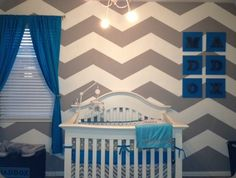 Boy Nursery with paint colors and links to everything!