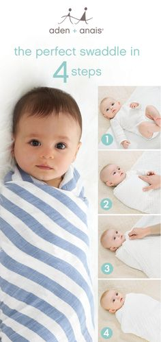 How To Swaddle A Baby With A Blanket New Little Americana Swaddle Blanket And Hat Set In Heathered Grey Design Inspiration