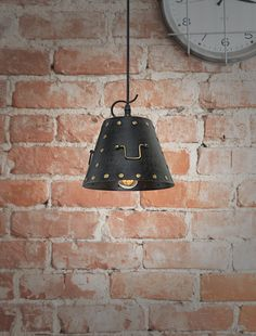 Dress up your home with this amazing industrial lighting fixture. This beautiful piece pairs a metal shade with black color for a rustic appeal. An Edison-style bulb offers just the right amount of industrial style, while an adjustable cord makes hanging the unit over a table, island or entryway an easy task.