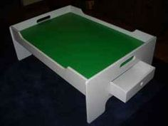 Superbe Train Or Play Table   $35 (Copley)