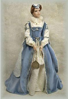 Mary Stuart doll