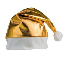 Accessories Adults Shiny Gold Father Christmas Santa Fancy Dress Xmas Hat With Bobble Father Christmas, Xmas, Christmas Time, Fancy Dress, Bling Bling, Coin Purse, Stuff To Buy, Den, Santa